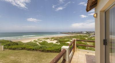 Large house with panoramic sea views