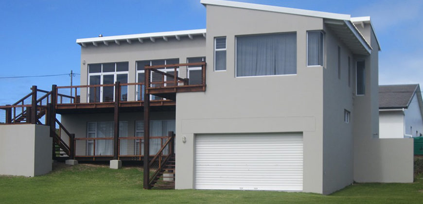 A Newly Built, Modern and Simply Furnished House
