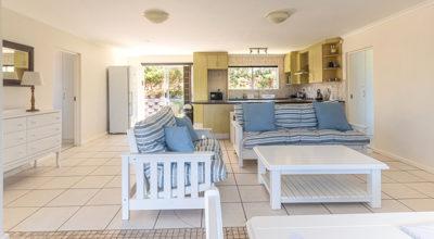Modern, Beachy Holiday House